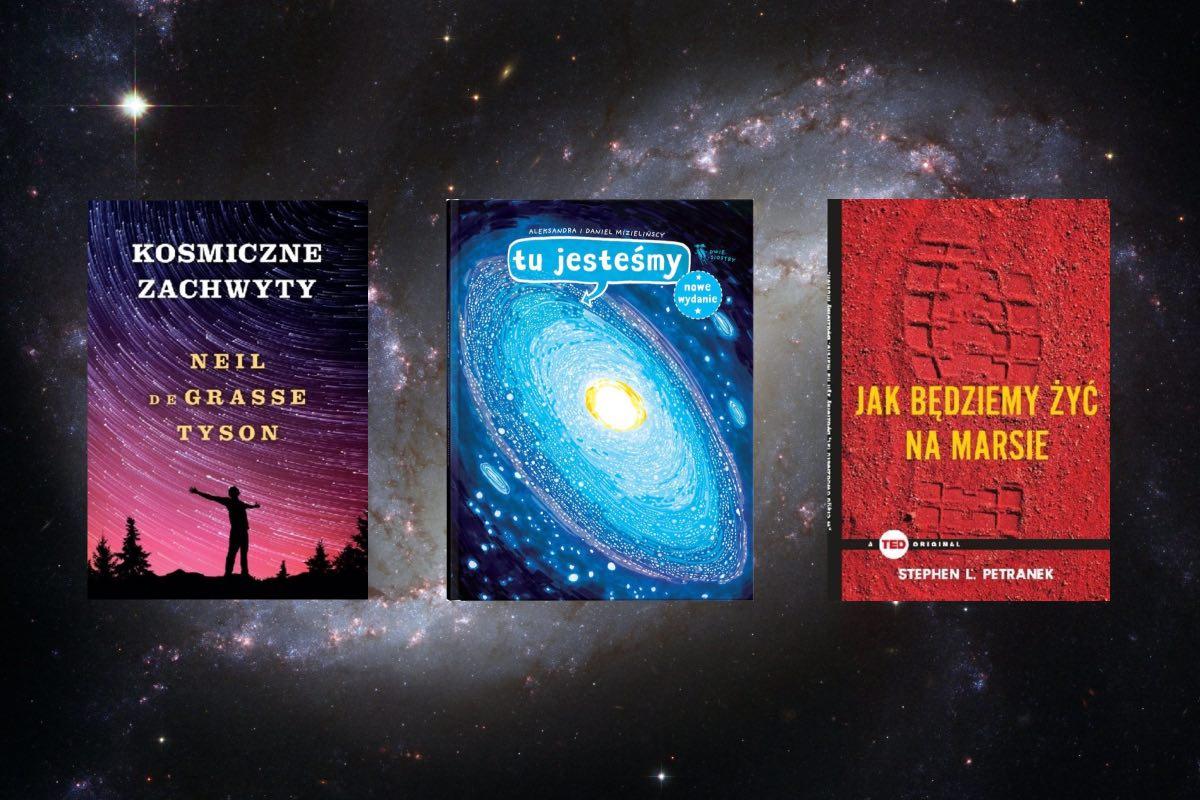 ceaceb05f01577 Kosmiczne książki – idealny pomysł na prezent dla fana kosmosu | We Need  More Space!