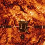 Solar_Orbiter_facing_the_Sun_close_up